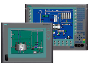 Industrial operator panels SIMATIC HMI